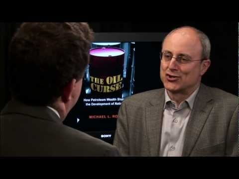 "Embedded thumbnail for UCLA professor discusses ""The Oil Curse"""