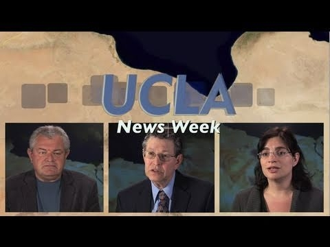 Embedded thumbnail for UCLA News|Week: Faculty experts weigh in on Libya
