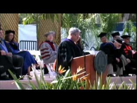 Embedded thumbnail for UCLA Political Science Commencement 2012