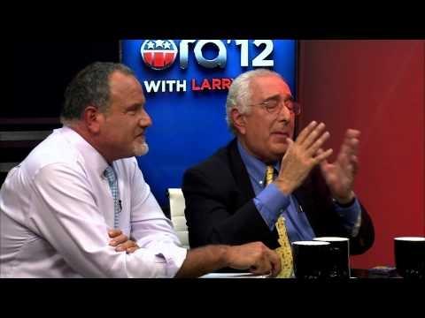 Embedded thumbnail for Larry King Analyzes Presidential Debate With John McCain & Ben Stein (Part 2) | Ora2012