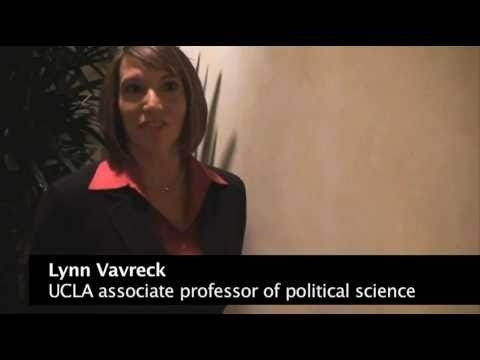 Embedded thumbnail for UCLA's Lynn Vavreck hosts election postmortem event