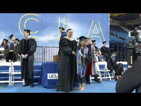 Embedded thumbnail for UCLA Political Science Commencement June 15, 2014