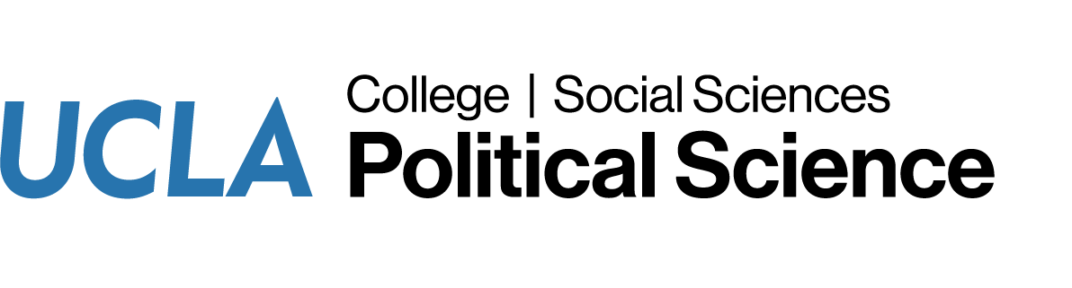 UCLA Political Science